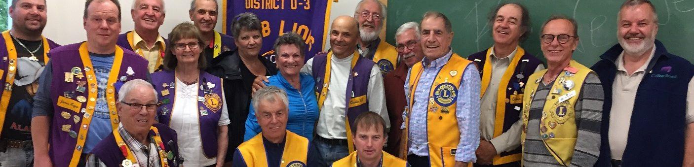 Club Lions Paspébiac